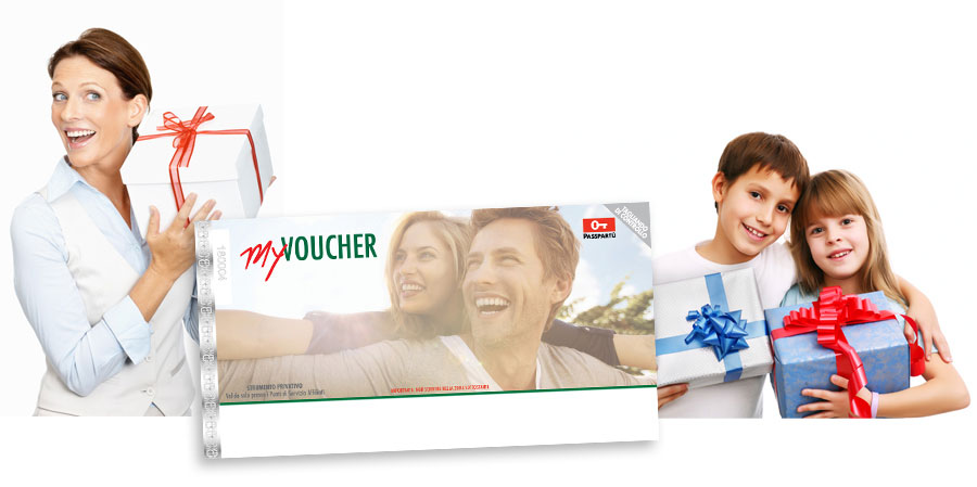 Welfare Company MyVOUCHER
